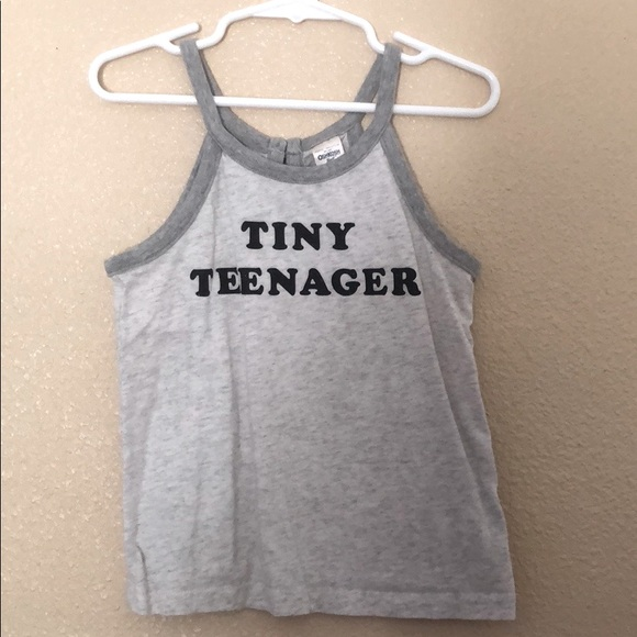 Toddlers graphic tank